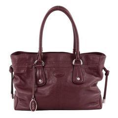 Tod's Classic D-Bag Tote Leather Medium