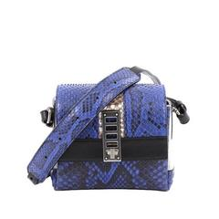 Proenza Schouler Elliot Crossbody Bag Python Mini