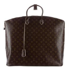 Louis Vuitton NEW NEVER USED Monogram Men's Women's Weekender Travel Tote Bag