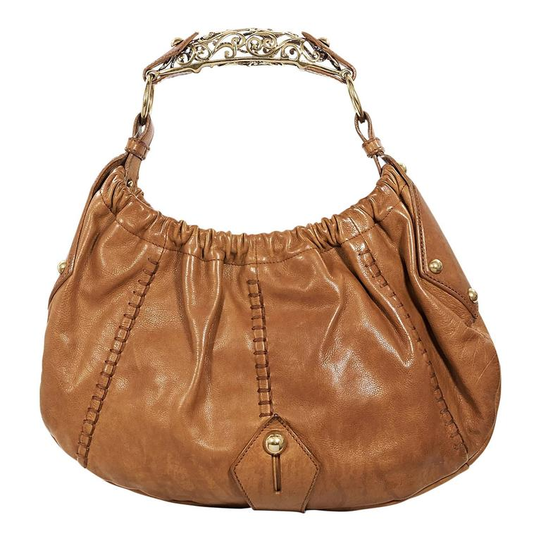 67a49c1931 Brown Yves Saint Laurent Mombasa Bag For Sale at 1stdibs