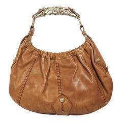 Brown Yves Saint Laurent Mombasa Bag