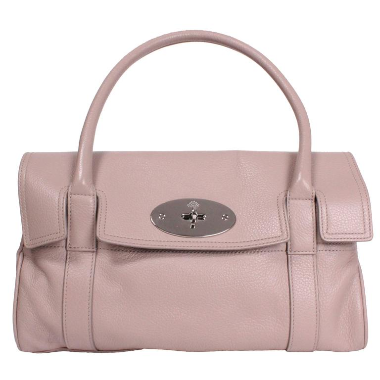 0f20ec0b13 ... new arrivals a putty colour leather mulberry bag unworn for sale 7bcb3  fdf19