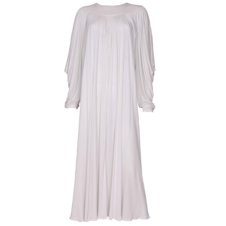 1970s Yuki London Gown