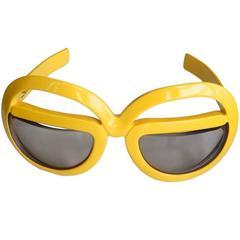 1970s Futuristic Sunglasses by Silhouette