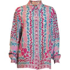 Silk Shirt by Averardo Bessi