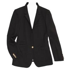 Band of Outsiders Navy Wool Blazer