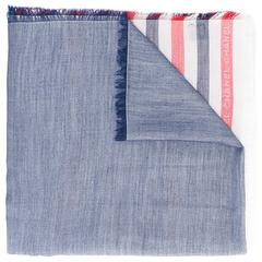 Chanel Vintage striped scarf