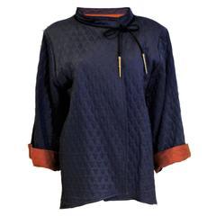Yves Saint Laurent Rive Gauche Quilted Jacket