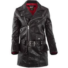Junya Watanabe Comme des Garçons x Vanson Leather Biker Jacket