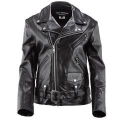 Junya Watanabe Comme des Garçons  Leather Biker Jacket