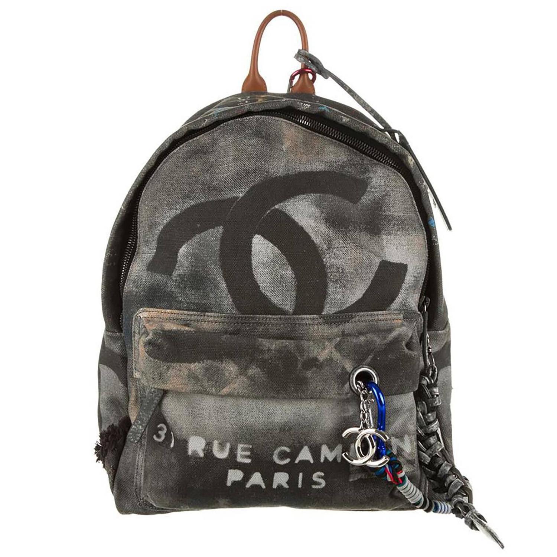 c5974fbc8eec Chanel Graffiti Backpack at 1stdibs