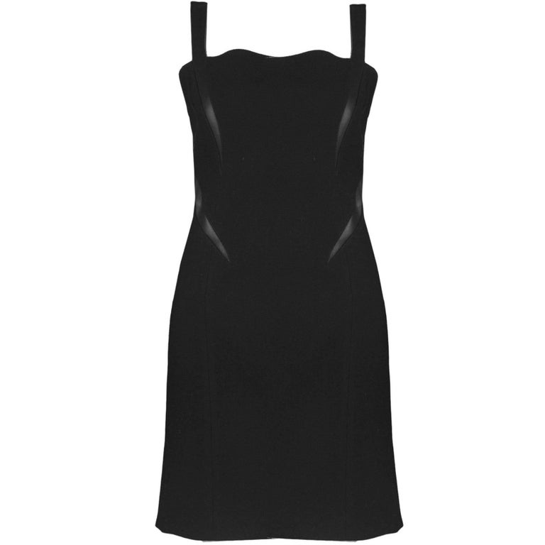 Michael Kors Black Shift Dress sz US8