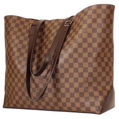 Rare Authentic Louis Vuitton Damier Cabas Alto XL Shopping Tote Bag