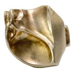 "Scandinavian Modern Silver ""Sagitta"" ring by Björn Weckström, Lapponia, Finland"