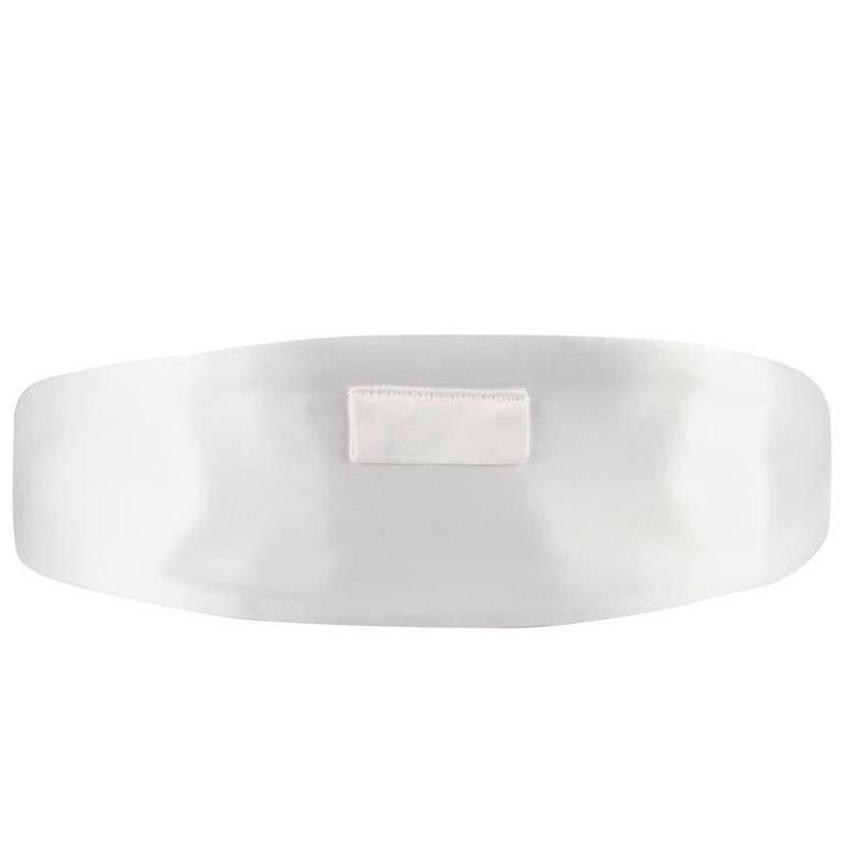 Maison Martin Margiela Vintage NWT White Satin Cummerbund For Sale