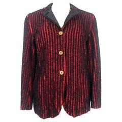 Homme Plus Comme des Garcons 2002 Collection Reversible Jacket