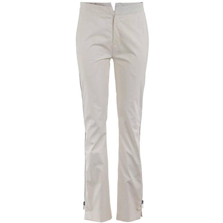 2010 Thimister Couture Collection Side Zip Pants