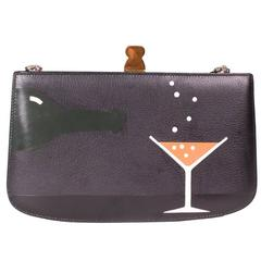 "Hermes Malice ""Cocktail"" Bag, 1988"