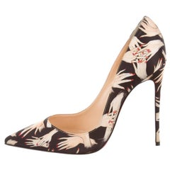 Christian Louboutin New Sold Out Limited Edition So Kate Heels Pumps