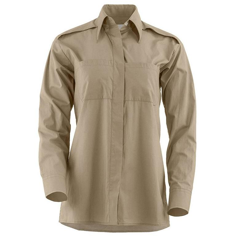 Maison Martin Margiela Artisanal Collection Military Shirt