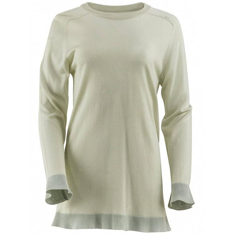 20th Century Maison Martin Margiela Blank Label Silk Knit Sweater