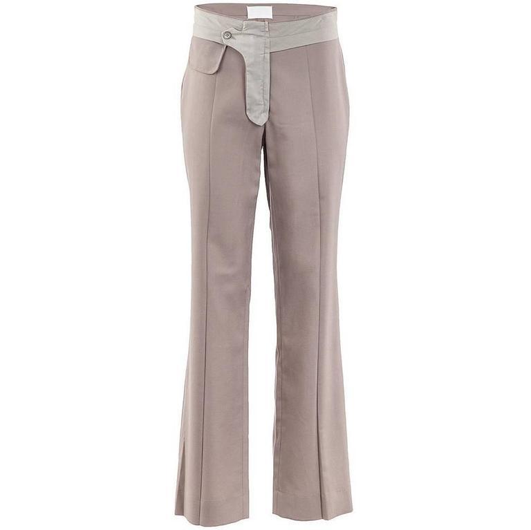 Rare Artisanal Maison Martin Margiela Reversed Pants