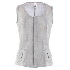 20th Century NWT Comme Des Garçons Minimalist Darted Vest