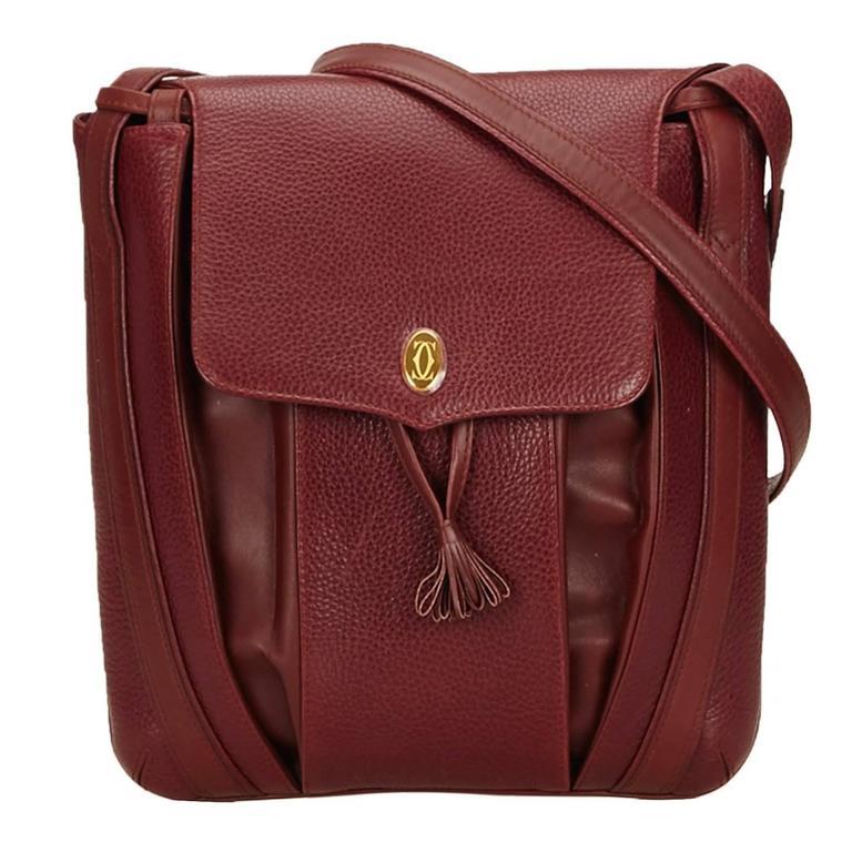 1stdibs 1980s Gian Franco Ferre Leather Structured Shoulder Bag LmFgUJ