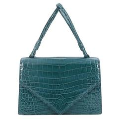 Bottega Veneta Luxanil Bag Crocodile
