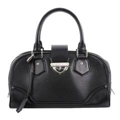 Louis Vuitton Montaigne Bowling Bag Epi Leather GM