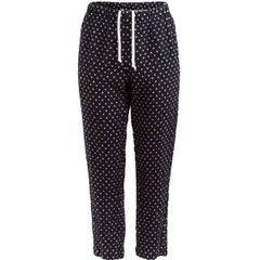 20th Century Comme des Garçons Black and White Polkadot Pants