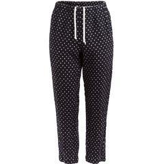 20th Century Comme des Garçons Black and White Polkadot Pants