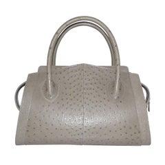 Wonderfull Jitrois Jean Claude Victoria Autruche handbag / Brand New
