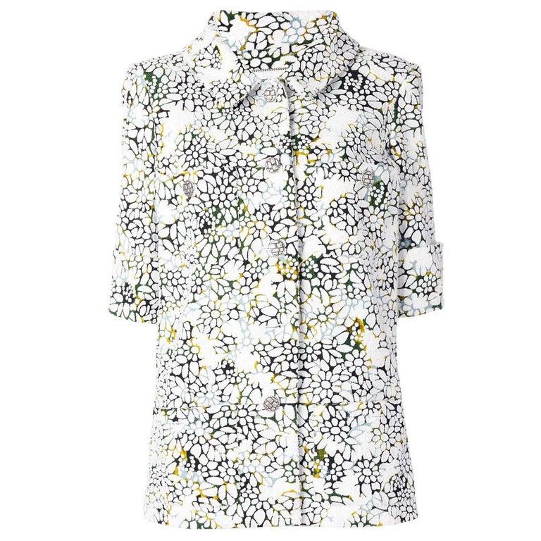 Chanel Flower Jacket