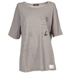 Undercover A/W 2010 Oversize Fit Graphic Print T-Shirt