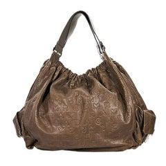 Brown Marc By Marc Jacobs Logo Embossed Bag