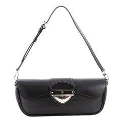 Louis Vuitton Montaigne Clutch Epi Leather