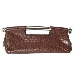 Prada Ostrich Bag