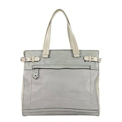 Grey Reed Krakoff Leather Shoulder Bag
