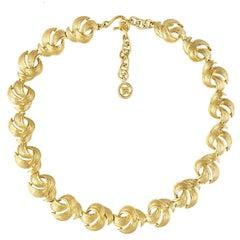 Givenchy Elegant Link Necklace