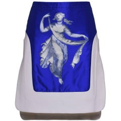 N°21 Alessandro Dell'Acqua Salome Print Skirt