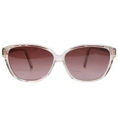 GIVENCHY Vintage MINT Womens SUNGLASSES Mod. G 8911 007 Brown 55-11 mm