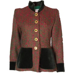 Yves Saint Laurent  Rive Gauche Vintage Jacket