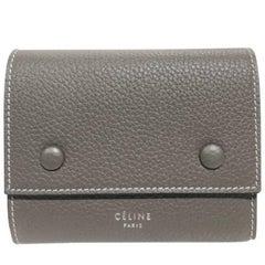 """Celine Multifunction Snap Wallet (Size - 6""""L x 4""""H x 2""""W)"""