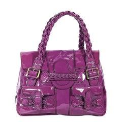 Valentino Patent Leather Lacca Histoire Bag