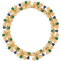 French Haute Couture Carven Necklace 1970