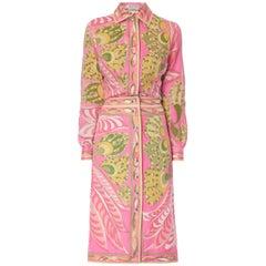 Emilio Pucci Skirt Suit