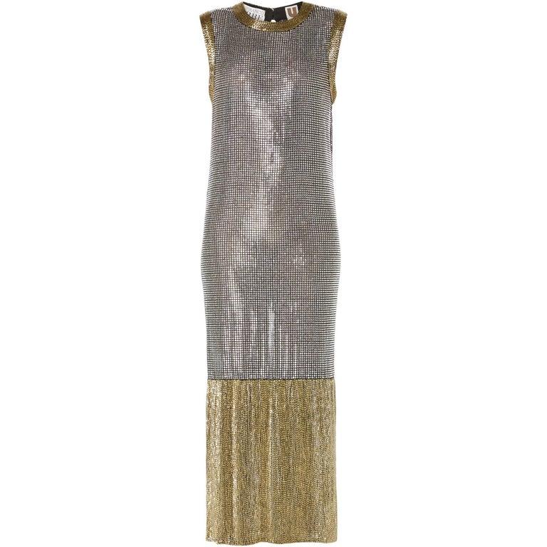 Gianfranco Ferre', crystal dress, circa 1988