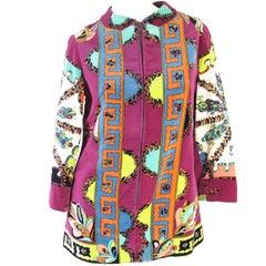Pucci Velvet Jacket, 1960s
