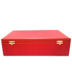 Cartier Jewelry and Watch Box - Extra Large Size